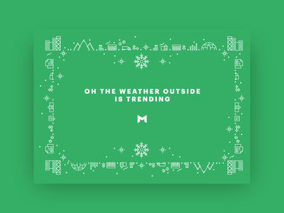 Mode Holiday Card
