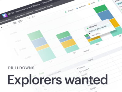 Explorers Wanted!