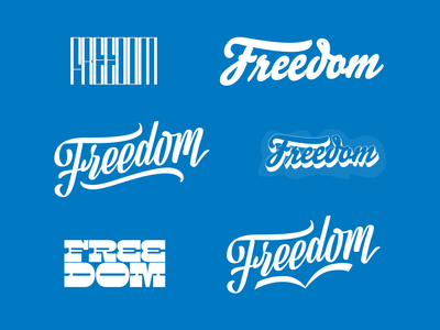 Freedom Type Exploration