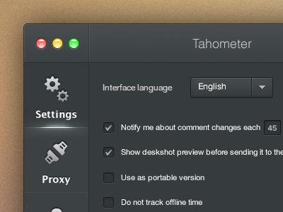 Tahometer