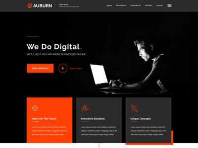 Auburn - Digital Marketing Company