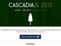 2015 Cascadia JS Fest