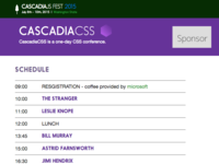 Cascadiafest Css 2015