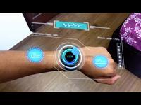 Augmented Reality Health Tracker