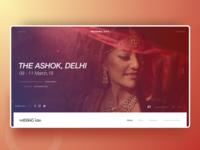 A Wedding Planner Website