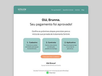 DailyUI - #054: Confirmation figma e-mail marketing e-mail graphic design branding design uxdesign uidesign ux ui dailyui