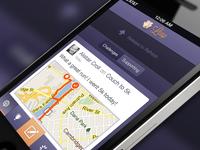 App Activity Screen