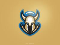 Holy Guardian sports icon knight illustration sport sport logo mascot logotype branding logo