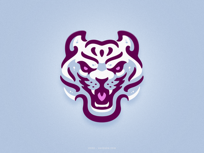 Tiger logos tiger branding sport logo logotype logo mascot