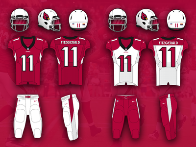 Arizona Cardinals Uniform