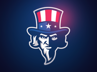 We want You!!! basketball game app superhoops usa uncle sam