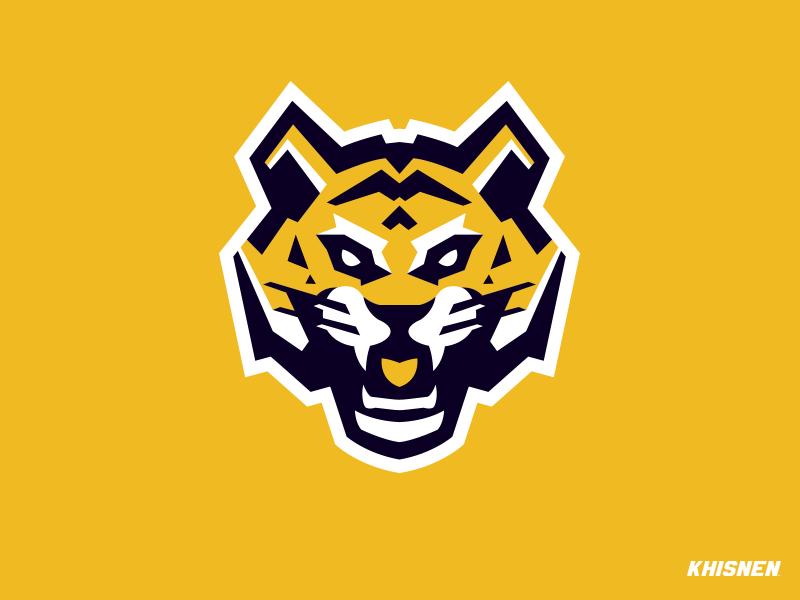 Tiger #2 illustration sports logo tiger mascot logotype logo branding