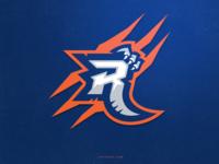 Eindhoven Raptor  Alternate logo