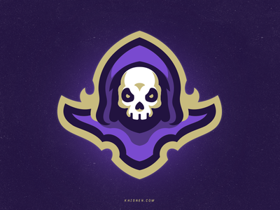 💀Skeletor💀 logos illustrations he-man skull logotype mascot skeletor