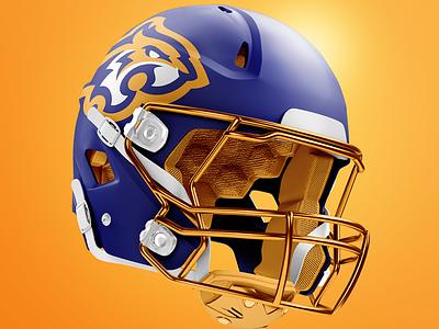 Wildcats football branding mascots logos wildcats sports logos