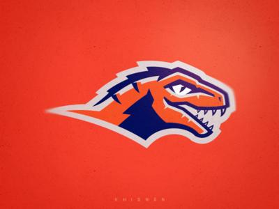 Raptors raptor raptors mascot sports logo football sport logo branding logo