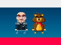 Bogdan & Boris The Bear
