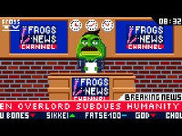 Frogs News