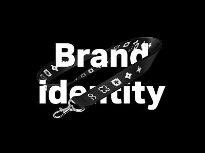 0039studio - Brand Identity mock-up presentation design presentation behance project project behance symbols symbol lanyard