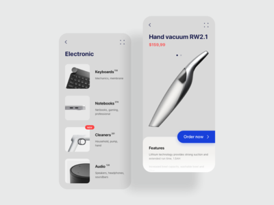 Product Page | Daily UI