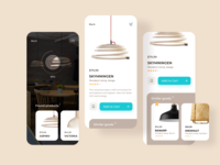 Light Shop | Daily UI
