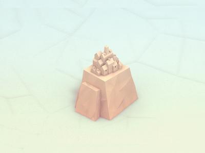 City On A Rock