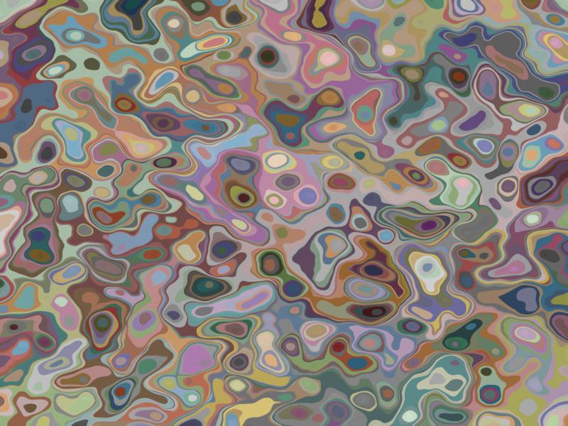 psychedelic desktop