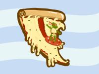 Cowabunga - Vinny's Pizza Playoff 🍕