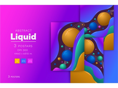 Colorful fluid abstraction. vibrant gradients design elements 3d shapes fluid shapes 3d objects holographic gradients geometric shapes psychedelic posters abstract shapes liquid waves cartoon liquid shapes 3d flow wave shape abstraction fluid liquid abstract