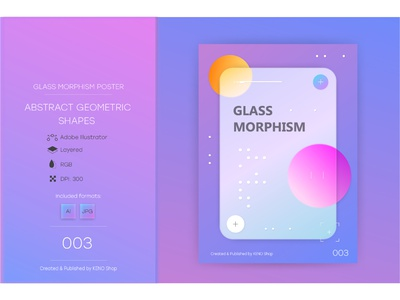 Glassmorphism abstract poster #003 blurred blur frosted glass plastic mobile light components layout screens 2021 trend minimalism minimal soft 2021 morphism trend glass effect glassy glassmorphism glass morphism