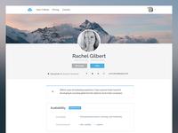 Profile Redesign