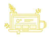 HR Software Spot Illustration