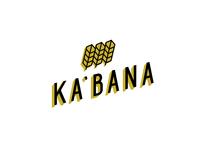 Logo |  KA'BANA graphic design design primary logo branding and identity identity branding restaurant logo logo design