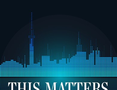 This Matters podcast art toronto branding podcast