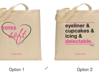 Promotional Tote Bag Giveaway