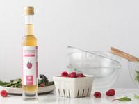 Honey Creations : Vinegar Packaging