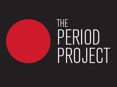 The Period Project not for profit charity identity branding