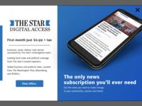 Subscription CTA