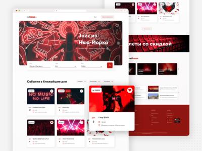 Redesign Website Redkassa