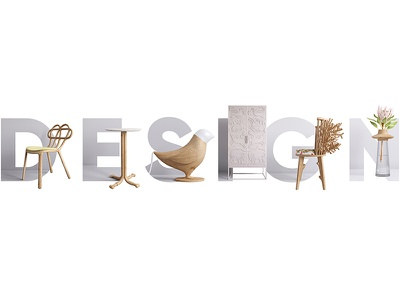 Dribbble 2 invites logo wood web illustration decor render 3d invite dribbble design tsarukahmadova