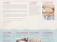 Portfolio Site Functionality