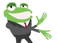 Frog & Toad Poster Artwork