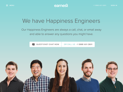 Earnest Happiness Engineers