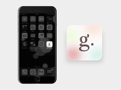 DailyUI #005 - App icon uxdesign uidesign figma dailyui