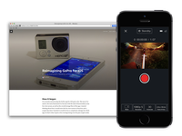 Reimagining Gopro For iOS
