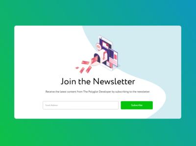 Newsletter Form Design