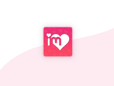 Love Dating App Logo Design