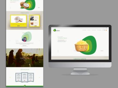 Organic Farm E-commerce Website