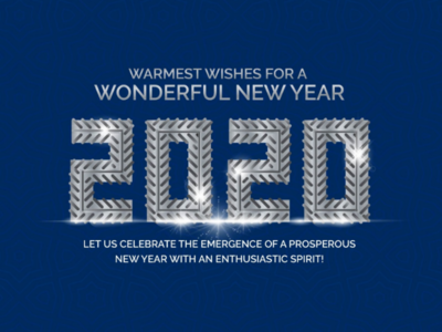 New Year Wishes TMT Steel
