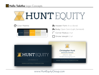 Hunt Equity Group Logo